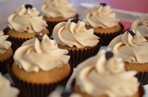 cardamom cupcakes